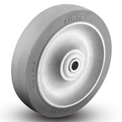 Colson® 2 Series Wheel 2.00003.441 - 3-1/2 x 1-1/4 Performa Rubber 3/8 Delrin Bushing - Gray