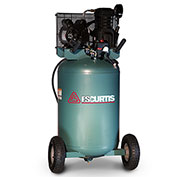 FS-Curtis FCT02C48V3X-A1X1XX, 2HP, Single-Stage Piston Comp., 30 Gal, Vertical, 135 PSI,1-Phase 115V