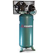 FS-Curtis FCT05C30V6X-A2X1XX, 5HP, Single-Stage Piston Comp., 60 Gal, Vertical, 135 PSI,1-Phase 230V