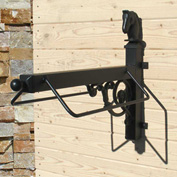 Saddle Rack with Horsehead