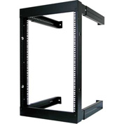 Vertical Cable 047-WFM-1626, 16U Wall Mount Open Fixed Rack