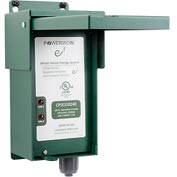 Powerworx™ CPS-E3-N3,Residential Clean Power System,120/240V,Single Phase,Outdoor NEMA 3 Encl.
