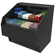 "Arctica AE-MRO-42-57 - Refrigerated Single-Deck Open Display, 64""W x 46""D x 49""H"