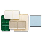 """Cambro 1418D521 - Tray Dietary 14"""" x 18"""", Cambro Red - Pkg Qty 12"""