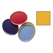 """Cambro 2500504 - Camtray 19"""" x 24"""" Oval,  Mustard - Pkg Qty 6"""