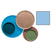 "Cambro 900518 - Camtray 9"" Round,  Robin Egg Blue - Pkg Qty 12"