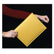 "Self-Seal Bubble Mailer With Opening Tear Strip, 6""W x 10""L, Golden Kraft, 150 Pack"