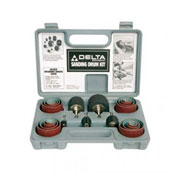 Delta 17-940 25 Pc. Sanding Drum Set