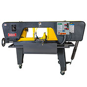 "Dake 985017-2 JH10W1 10"" Rounds, 18"" flat, 1 HP, 1"" blade Wet 220-60-1"