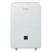 Danby® Portable 50 Pint Dehumidifier DDR050BDWDB Energy Efficient