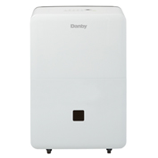 Danby® Portable 70 Pint Dehumidifier with Built-In Pump DDR070BDPWDB Energy Efficient