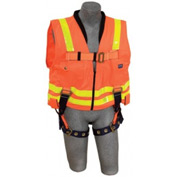 Delta No-Tangle™ Hi-Vis Vest Harnesses, DBI/SALA 1107404
