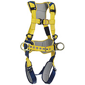 DBI-SALA® Delta™ Comfort Construction Style Position/Climbing Harness, Quick Connect, XL