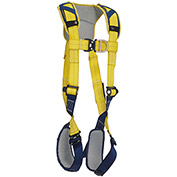 DBI-SALA® Delta™ Comfort Vest-Style Climbing Harness, Quick Connect, XL