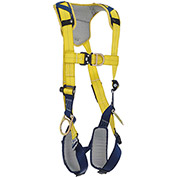 Delta™ Comfort Construction Style Climbing Harness, Tongue Buckle & Quick Connect, S