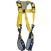 DBI-SALA® Delta™ Comfort Vest-Style Harness, Tongue Buckle & Pass Thru, M