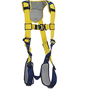 DBI-SALA® Delta™ Comfort Vest-Style Harness, Quick Connect, XL