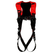PRO™ Comfort Vest-Style Climbing Harness - Comfort Padding, Tongue Buckle & Pass Thru, XXL