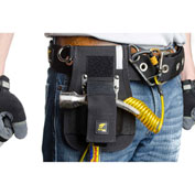 Python® 1500094 Hammer Holster (Belt) With Ext-H2Qrcoil