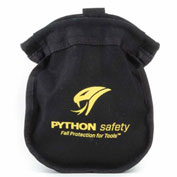 Python® 1500119 Small Parts Pouch - Canvas Black