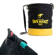 Python® 1500134 Safe Bucket 100Lb Load Rated Hook And Loop Canvas
