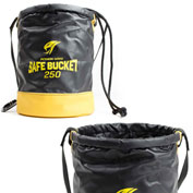 Python® 1500139 Safe Bucket 250Lb Load Rated Drawstring Vinyl