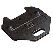 DBI-SALA® Single Counterweight Plate For 2100185 Roof Anchor, 45 lbs.