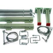 Rack Hardware, Extension Starter Kit, Off-set