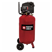 Porter Cable PXCMF220VW, 1.5RHP, Single-Stage Piston Compressor, 20 Gal, Vert, 150 PSI,1-Phase 120V