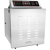 The Sausage Maker D-14 Digital Touch Screen Food Dehydrator with Stainless Steel Shelves, 220V 32629