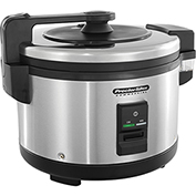 Hamilton Beach Commercial Rice Cooker, 20 Cups (uncooked) Capacity, 1500 W 37560
