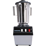 Hamilton Beach 1 Gal. High Capacity Food Processor / Blender Stainless Steel 990