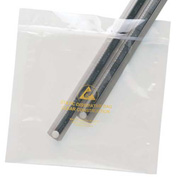 "Anti Static Zipper Bag Clear 4"" x 6"" 100 Pack"