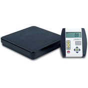 Detecto DR400-750 Digital Physician Scale 400 x 0.2lb / 180 x 0.1kg, Portable W/ Remote Display