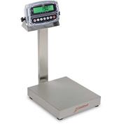 Detecto EB-150-190 NTEP Digital Bench Scale 150lb x 0.05lb/ 60kg x 0.02kg Splash Proof