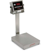 Detecto EB-150-205 NTEP Digital Bench Scale 150lb x 0.05lb/ 60kg x 0.02kg Splash Proof