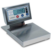 "Detecto PZ3015 Digital Dough Scale 15lb x 1/8oz 8"" x 8"" Platform"