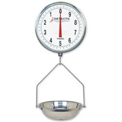 "Detecto T3530 NTEP Hanging Scale 32lb (10lb x 1oz) 3.2 Revolutions 14-1/2"" Double Dial"