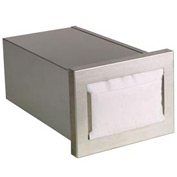 Dispense-Rite Built-In Napkin Dispenser Stainless Steel