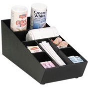 Dispense-Rite® Countertop Stackable Lid, Straw and Condiment Organizer
