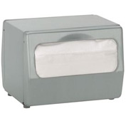 Dispense-Rite Tabletop Full Fold Napkin Dispenser 2 Sided