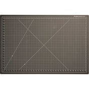 "Dahle® 24"" x 36"" Vantage® Cutting Mat Black, 1/Pack"