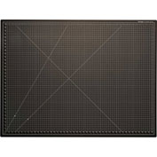 "Dahle® 36"" x 48"" Vantage® Cutting Mat Black, 1/Pack"