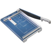 "Dahle® 13 3/8"" Professional Guillotine Lever Paper Cutter"