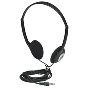 Manhattan® Stereo Headset w/ Cushioned Earpads