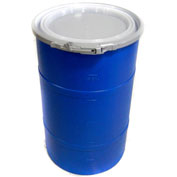 DPI™ - Diversified Plastics Inc. 30 Gallon Open Head Polyethylene Drum OH-30-13 - Blue
