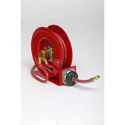"Duro 2001 1/4"" x 10' 300PSI Compact Utility Hose Reel For Air/Water"
