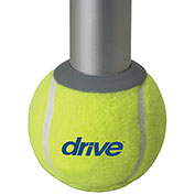 Deluxe Walker Rear Tennis Ball Glides (Box), One Pair