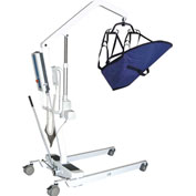 Drive Medical 13242 Battery Powered Patient Life with Rechargeable, Removable Battery