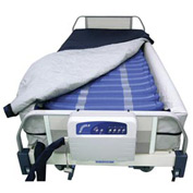 Med Aire Defined Perimeter Low Air Loss Mattress Replacement System